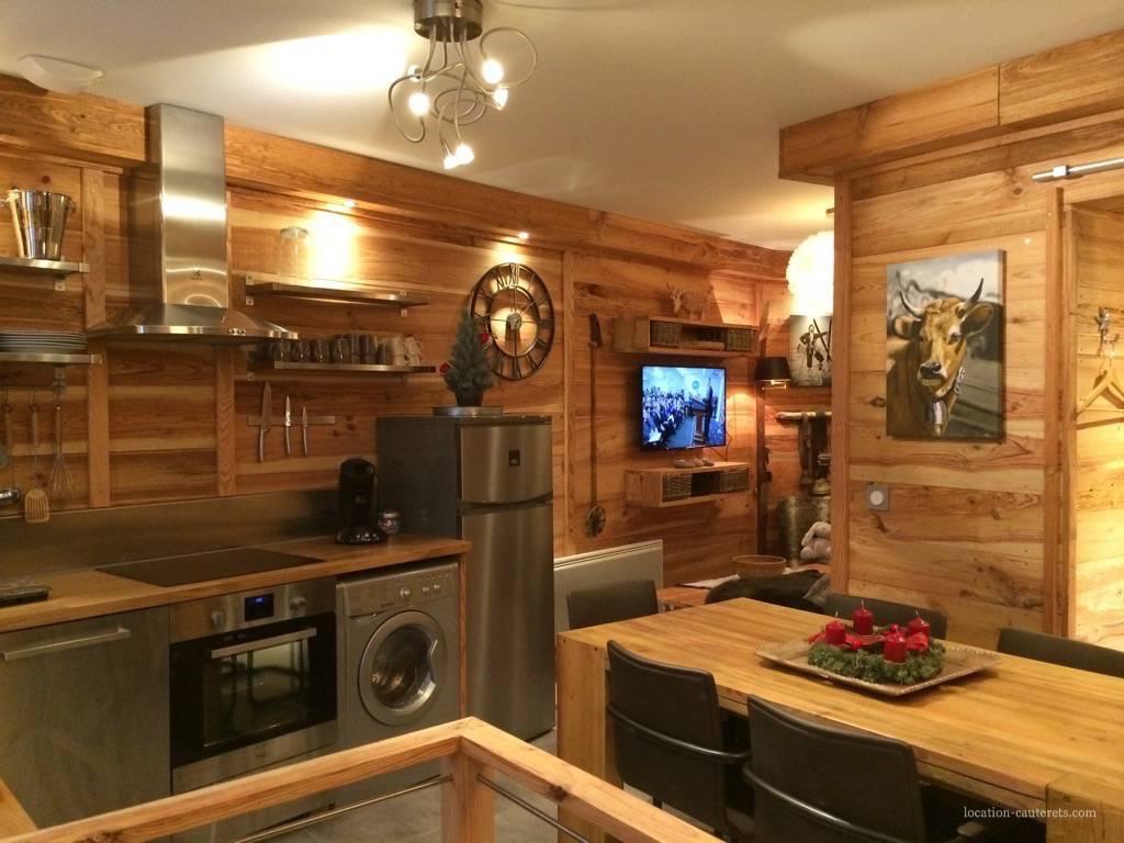Cauterets : location appartement vacances, studio Abritel